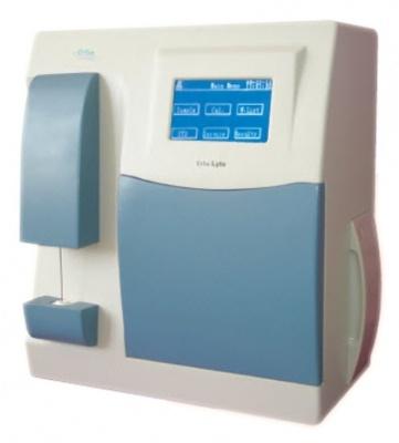 Máy điện giải Máy phân tích điện giải tự động 03 thông số